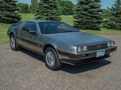 1981 DeLorean DMC-12 for sale in Rogers, MN