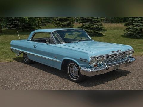 1963 Chevrolet Impala for sale in Rogers, MN