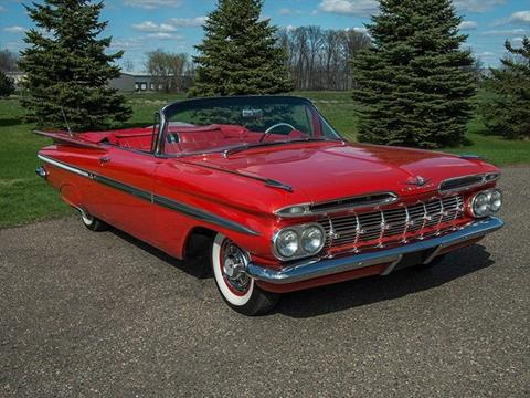 1959 Chevrolet Impala for sale in Rogers, MN