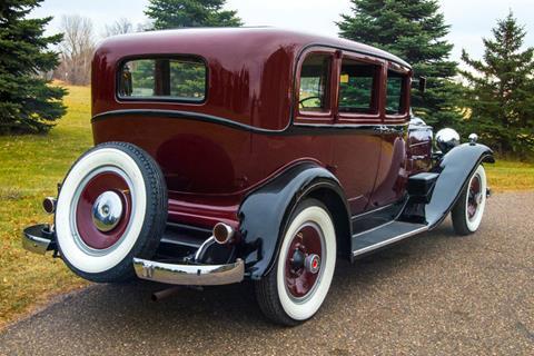 1932 Packard Caribbean