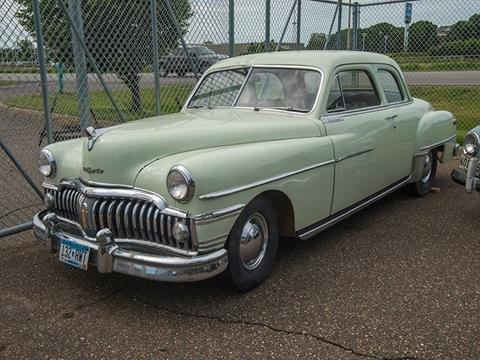 1950 Desoto De Luxe for sale in Rogers, MN