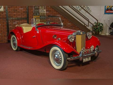 1951 MG TD for sale in Rogers, MN