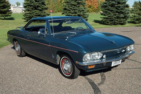 1969 Chevrolet Corvair for sale in Rogers, MN
