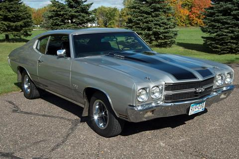 1970 Chevrolet Chevelle for sale in Rogers, MN