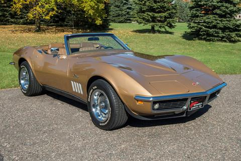 1969 Chevrolet Corvette for sale in Rogers, MN