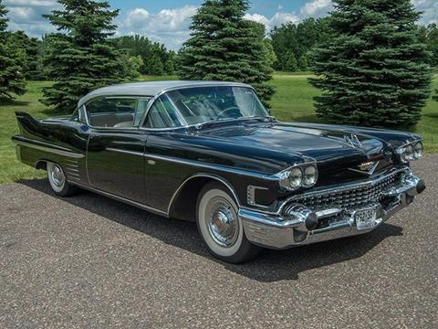 1958 Cadillac DeVille For Sale in South Dakota - Carsforsale.com