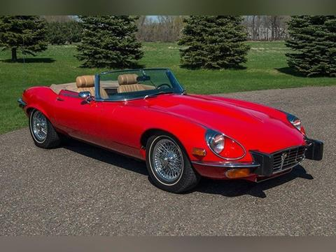 1974 Jaguar E Type For Sale In Rogers, MN