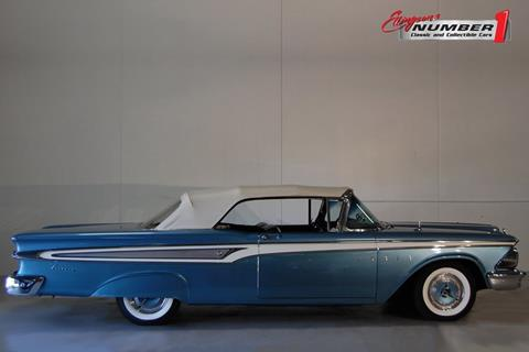 1959 Edsel Corsair for sale in Rogers, MN