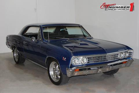 1967 Chevrolet Chevelle for sale in Rogers, MN