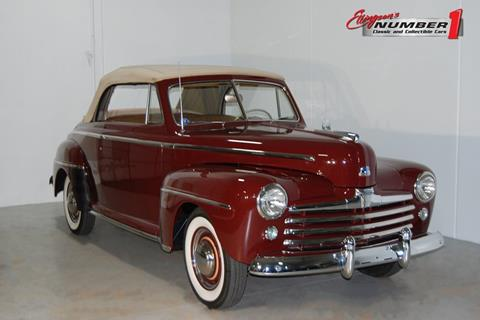 1947 Ford Super Deluxe for sale in Rogers, MN