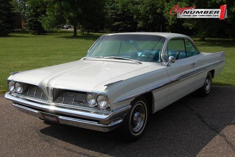 1961 Pontiac Bonneville for sale in Rogers, MN