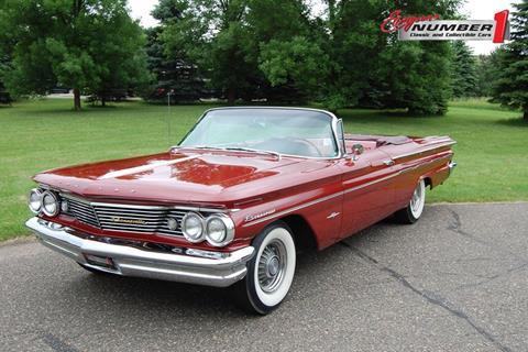 1960 Pontiac Bonneville for sale in Rogers, MN