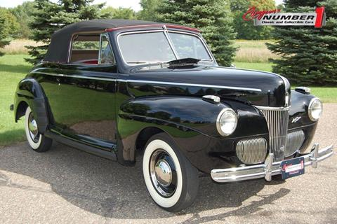 1941 Ford Super Deluxe for sale in Rogers, MN