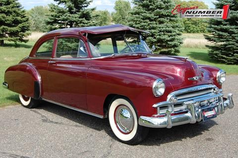 1949 Chevrolet 210 for sale in Rogers, MN