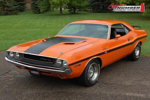 1970 Dodge Challenger For Sale In Minnesota Carsforsale Com