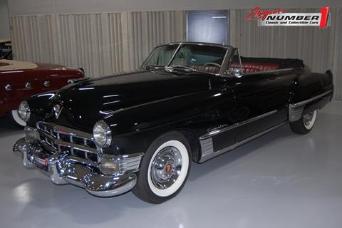 1949 Cadillac Series 62 for sale in Rogers, MN