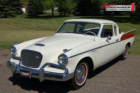 1957 Studebaker Silver Hawk for sale in Rogers, MN