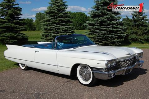 1960 Cadillac Series 62 for sale in Rogers, MN