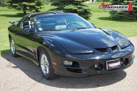 1999 Pontiac Firebird for sale in Rogers, MN