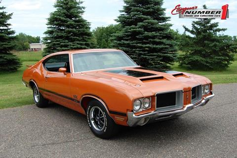 1971 Oldsmobile 442 for sale in Rogers, MN