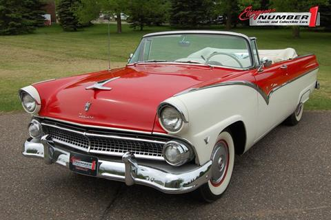 1955 Ford Sunliner for sale in Rogers, MN