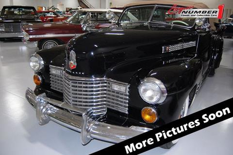 1941 Cadillac Series 62 for sale in Rogers, MN