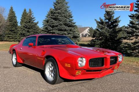 1973 Pontiac Trans Am for sale in Rogers, MN