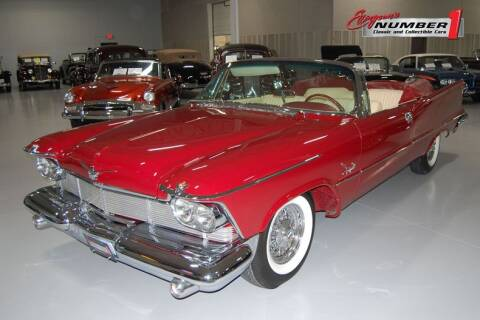 1958 Chrysler Imperial for sale at Ellingson Motorcars in Rogers MN
