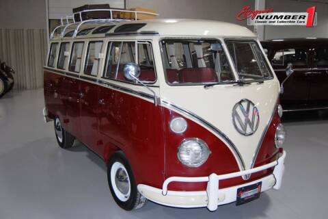 1966 Volkswagen Vanagon for sale at Ellingson Motorcars in Rogers MN