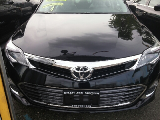 2015 Toyota Avalon for sale at Shah Jee Motors in Woodside NY