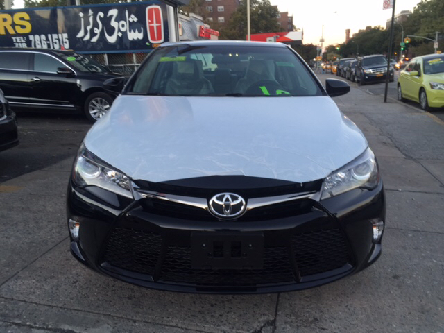 2016 Toyota Camry for sale at Shah Jee Motors in Woodside NY
