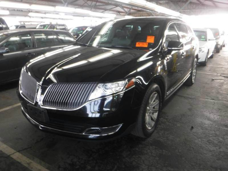 2014 Lincoln MKT Town Car for sale at Shah Jee Motors in Woodside NY