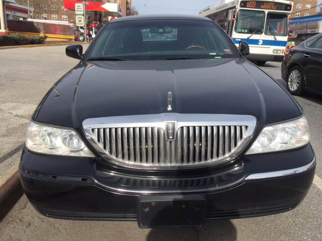 2011 Lincoln Town Car for sale at Shah Jee Motors in Woodside NY