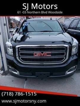 2018 GMC Yukon XL for sale at Shah Jee Motors in Woodside NY