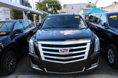 2020 Cadillac Escalade ESV for sale at Shah Jee Motors in Woodside NY