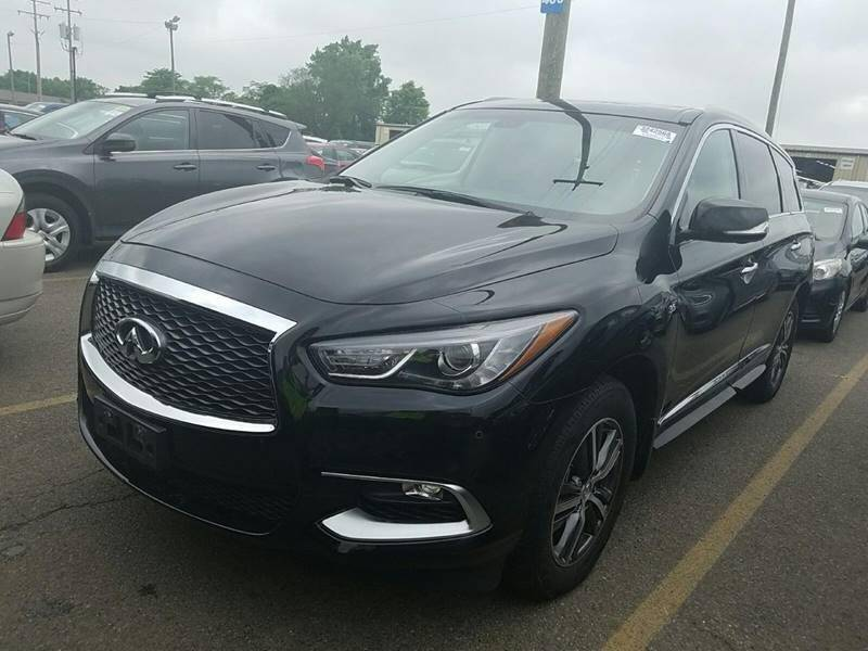 2016 Infiniti QX60 for sale at Shah Jee Motors in Woodside NY