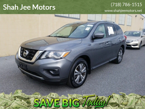 2017 Nissan Pathfinder for sale at Shah Jee Motors in Woodside NY