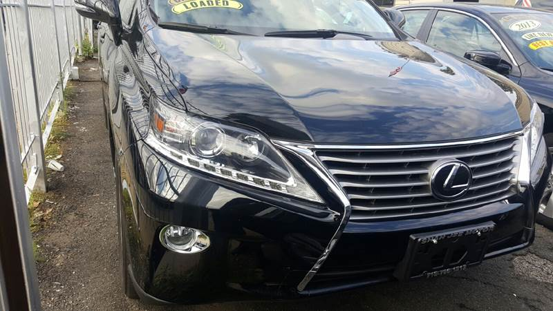 2015 Lexus RX 350 for sale at Shah Jee Motors in Woodside NY