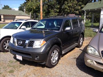 2007 Nissan Pathfinder for sale at E-Z Pay Used Cars in McAlester OK