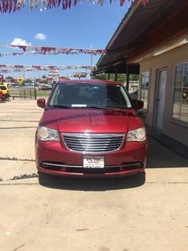 2012 Chrysler Town and Country for sale at E-Z Pay Used Cars in McAlester OK