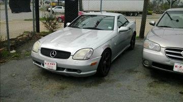 1999 Mercedes-Benz SLK for sale in Muskogee, OK