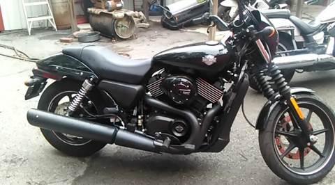 2015 Harley-Davidson XG 750 for sale in Muskogee, OK
