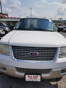 2006 Ford Expedition for sale at E-Z Pay Used Cars in McAlester OK