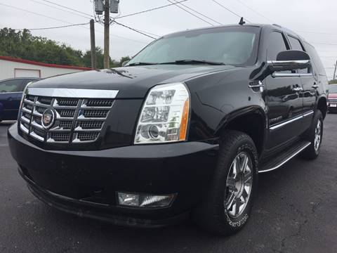 2007 Cadillac Escalade for sale in Mcalester, OK