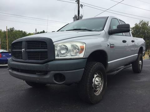 2008 Dodge Ram Pickup 2500 for sale at E-Z Pay Used Cars in McAlester OK