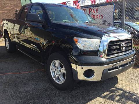 2007 Toyota Tundra for sale at E-Z Pay Used Cars in McAlester OK