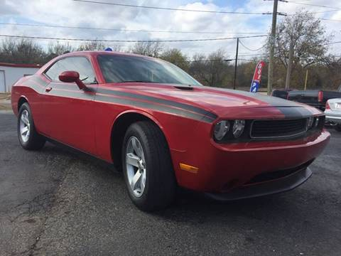 2011 Dodge Challenger for sale at E-Z Pay Used Cars in McAlester OK