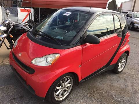 2010 Smart fortwo for sale at E-Z Pay Used Cars in McAlester OK