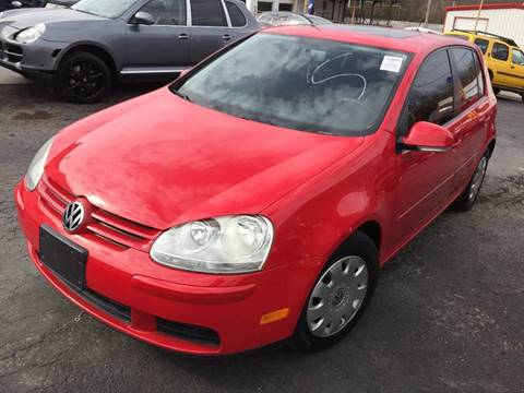 2007 Volkswagen Rabbit for sale at E-Z Pay Used Cars in McAlester OK