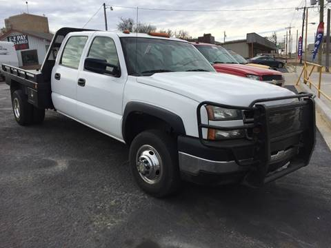 2006 Chevrolet Silverado 1500 for sale at E-Z Pay Used Cars in McAlester OK